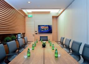 Book Fattal Terminal - Meeting rooms and accommodation in a private terminal from Fattal at Fattal Terminal