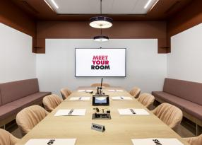 Book Large meeting room 11-20 participants at ROOMS MODI'IN