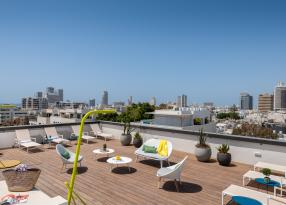 Book ROOFTOP for special events at Shenkin Apartments by Master