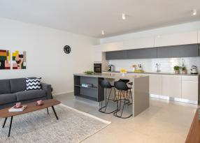 Book Spacious apartment for meetings in the heart of Tel Aviv at Shenkin Apartments by Master